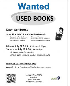 Books Wanted Flyer